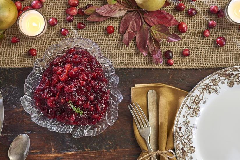 Homemade Whole Berry Cranberry Sauce